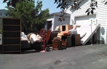 Furniture Removal in Las Vegas Nevada