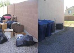 Yard Debris Removal in Las Vegas NV
